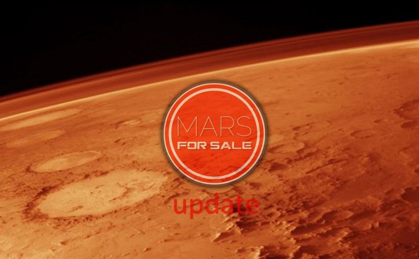 mars-for-sale- buy land-on-mars-update