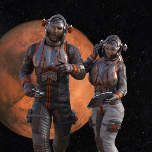 Mars for sale - rewards