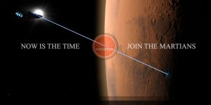 JOIN THE MARTIANS